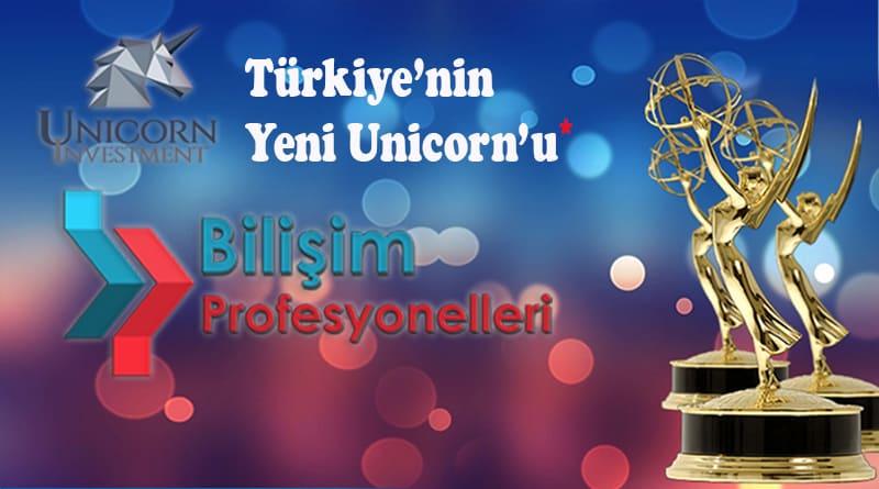 Bilişim Profesyonelleri Türkiye'nin Yeni 'Unicorn'u*