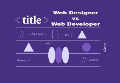 Web Designer vs Web Developer: Fark Nedir?